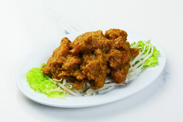 鶏肉のサテー